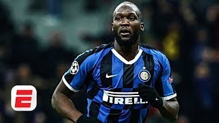 Romelu Lukaku's lack of composure hurt Inter Milan vs. Barcelona - Steve Nicol | ESPN FC