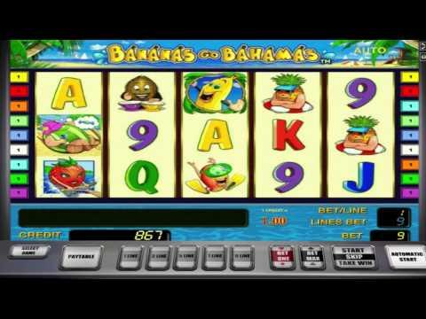 Bananas Go Bahamas - видео обзор игрового автомата