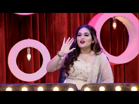 #ThakarppanComedy I Prayaga Martin  on the floor..! I Mazhavil Manorama