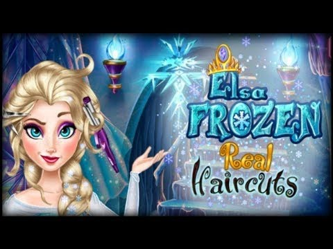 elsa frozen real haircut disney frozen elsa real haircuts disney princess elsa 2820