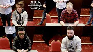 BLIND DECK TEST // Ft. Shin Lim, Lost Angeles, Peter Turner & more.