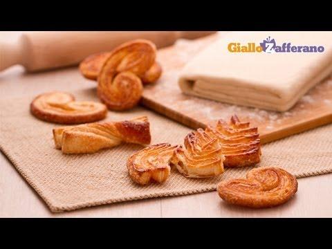 Puff pastry - recipe