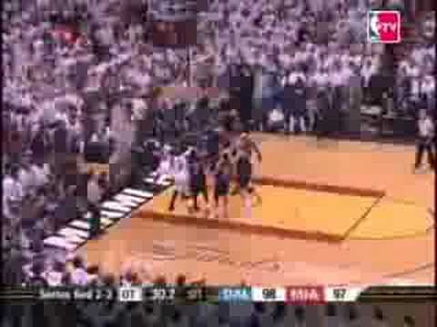 Top 10 Plays of the 2005-2006 NBA Finals