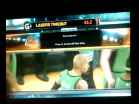 NBA 2K12 - ESPN Theme - Timeout
