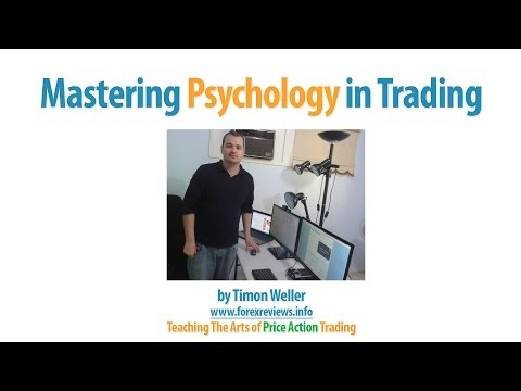Mastering Psychology in Trading Series