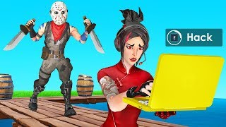 Fortnite ESCAPE JASON or DIE! (Friday the 13th)