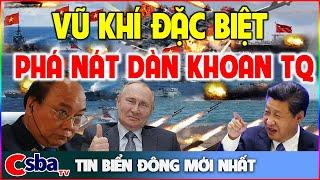 Putin Đại Đế Khẳng Định Việt Nam Đủ Sức Quyết Đấu 1:1 Với TQ Ở Dàn Khoan Mà Không Dựa Vào Ai
