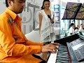 Eternal Flame by Becky Lee + Brilliant piano solo by Roel!