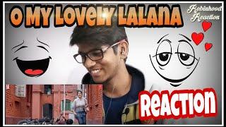 O My Lovely Lalana Song Reaction | Padi Padi Leche Manasu | Telugu | Hindi | Sai Pallavi songs