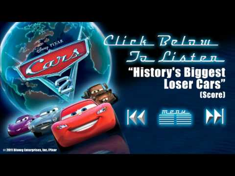 Cars 2 - Soundtrack Sampler