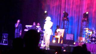 """Anthony Hamilton """"I Can't Let Go""""  (LIVE performance)"""