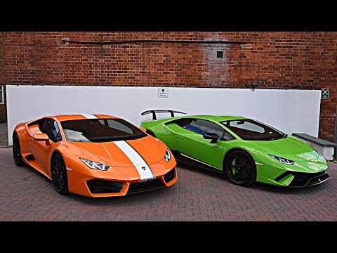 Is The NEW LAMBORGHINI Worth The EXTRA MONEY?!