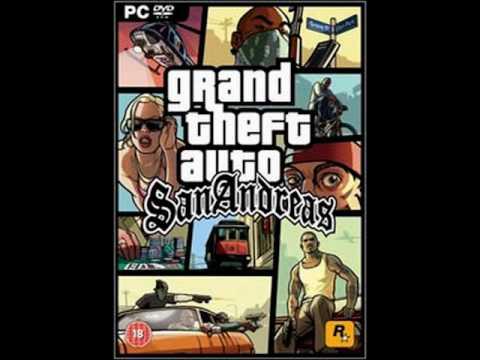 Young Maylay - GTA San Andreas Theme Song (Lyrics)