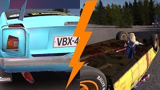 My Summer Car Madness | Corrupted Save AGAIN - New Items!