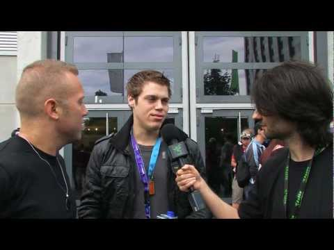 Razer @ GamesCom 2011 - Interview with RotterdaM
