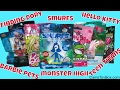 Blind Bags Finding Dory Series 5 Teen Titans Go Barbie Pets 1 Smurfs Hello Kitty Doc McStuffins Mons