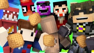 DERP SPIDERMAN AND TIM'S SECRET ADMIRER! | Minecraft Do Not Laugh