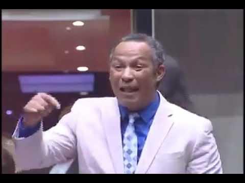 Senador de pedernales arremete contra su propio Partido y lo acusa de narcotraficantes
