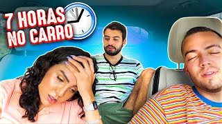 FICAMOS PRESOS POR 7 HORAS DENTRO DO CARRO!!!