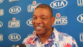 Doc Rivers Post-Game | 9/30 vs. Sydney Kings | 2018 Preseason