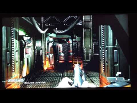 Let's Play Doom 3 The Lost Mission Episode 1 Dr Richard Meyers