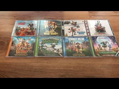 Gromit&ThomasFan01's Aardman Movie Cds Collection (#1)  (23:02:2020)