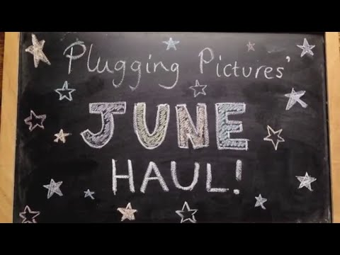 Plugging Pictures Summer Book Haul