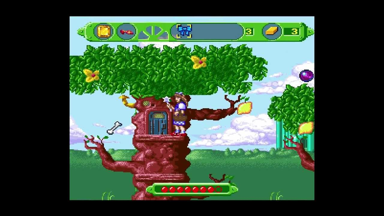 The Wizard Of Oz Snes Video Games Based On Movies