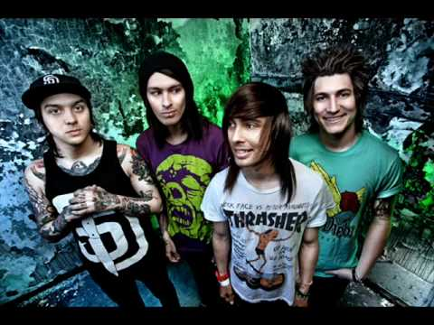 The Boy Who Could Fly - Pierce The Veil (Full Version) NEW SONG!