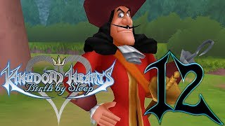 Kingdom Hearts Birth By Sleep Walkthrough Part 12 Terra Neverland [1/2] (Let's Play Gameplay)