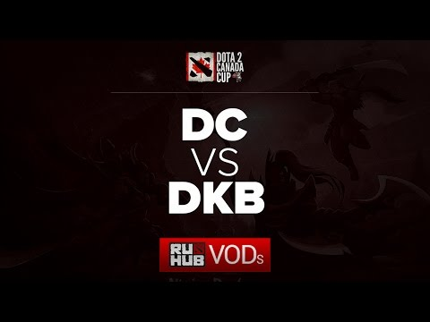DC vs DKB,Canada Cup,Group D,season 7,game 1