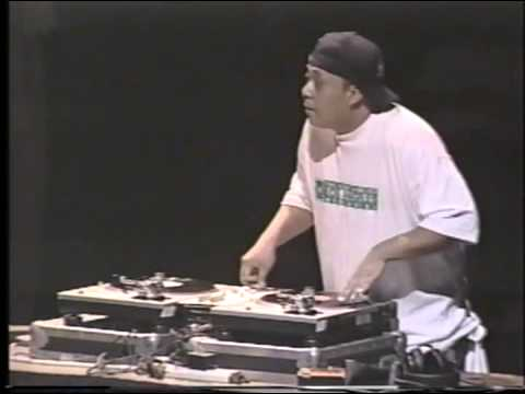 1997 World ITF DJ Finals - Scratching Final - DJ Babu vs Tony Vegas