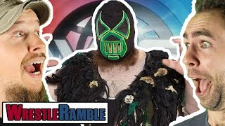 GIANT Injury Storyline On WOS Wrestling! | WrestleRamble