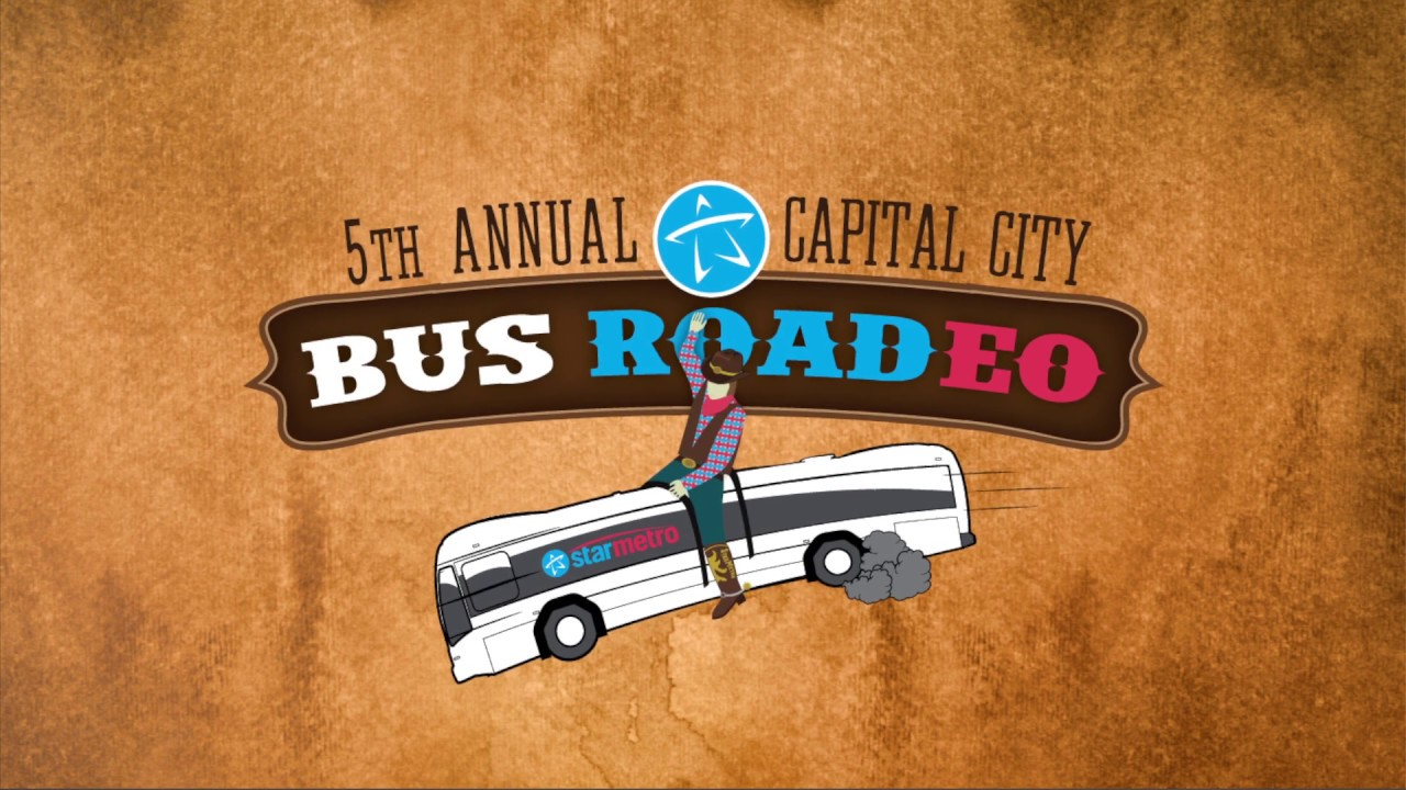 5th Annual Starmetro Bus Roadeo Youtube