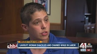 Former inmate and ACLU uing Jackson County Detention Center