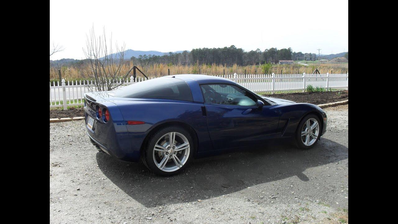 Corvette Wheel Bearing Axle Removal C6 2007