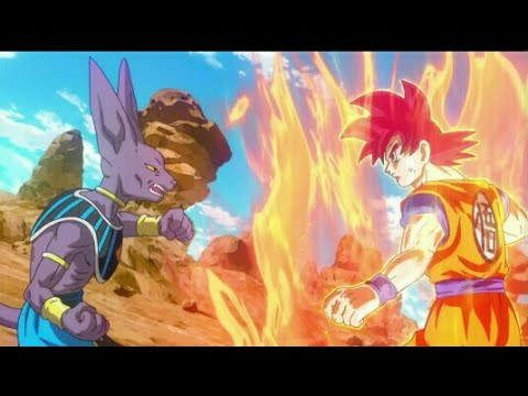Trippie Redd - Blade of Woe AMV  Goku vs Beerus