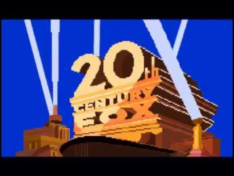 20th Century Fox 1981 8-Bit Logo
