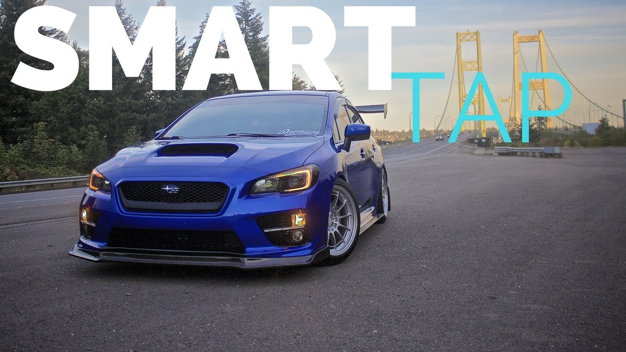 2017 Sti Lowered >> DIODE DYNAMICS Smart Tap Relay | 2015-2018 Subaru WRX - YouTube