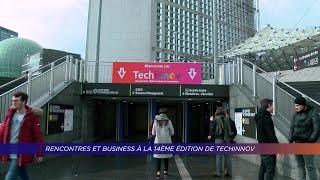 Yvelines | Rencontres et business à la 14ème édition de Techinnov