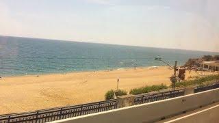Vlog: приезд в Испанию (Costa Brava- Calella)(В Испанию я ехала через Латвию, Польшу, Германию и Францию. Я остановилась на побережье Коста Бравы, в Калелл..., 2013-05-13T16:16:40.000Z)