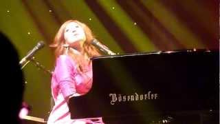 Tori Amos - Mr Zebra & Fearlessness (Eindhoven, 2011-10-15)