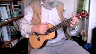 Coulters Candy - ukulele