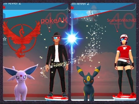Pokémon GO Gym Battles & 2nd LEVEL 40 IN ALASKA~CONGRATULATIONS To ScarlettWitch!