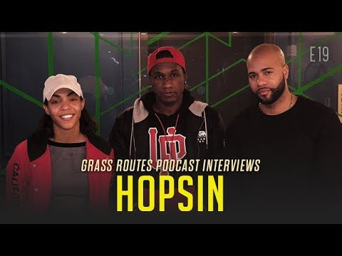 Hopsin talks No Shame, Joyner Lucas I'm Not Racist + More | Grass Routes Podcast