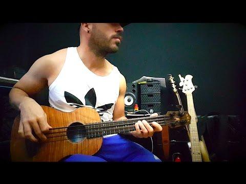 Vulfpeck - Dean Town (Kala U-Bass cover by Miki Santamaria)