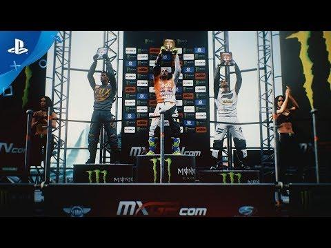 MXGP Pro – Launch Trailer | PS4