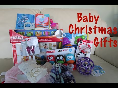 What I Got My Baby For Christmas | Stocking Stuffers and Gift Ideas