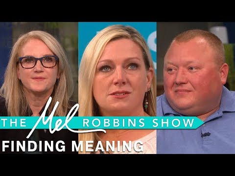 Dealing With Complicated Grief And Finding Meaning | The Mel Robbins Show