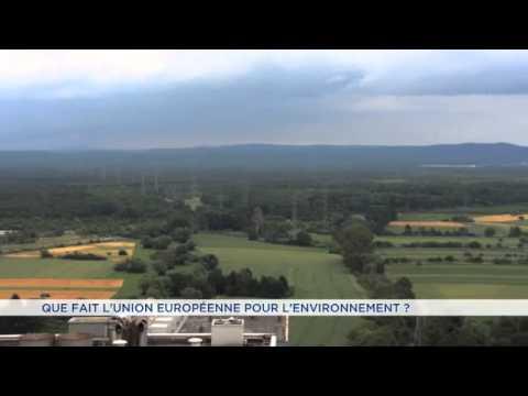 L'Europe et vous … l'environnement